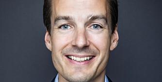 Fredrik S. Myhre fra Citycon til Signaturhagen