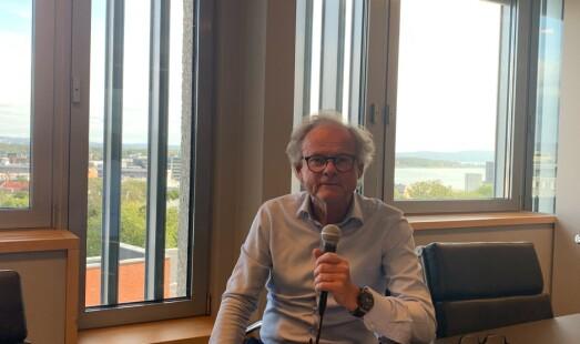 Ny podcast: Eiendomsbransjens Charlie Watts