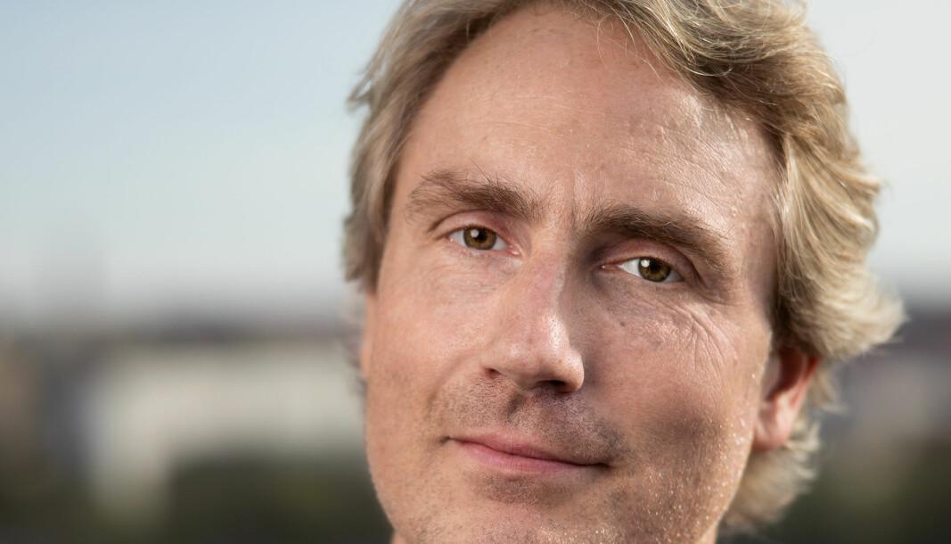 NY BØRSNOTERING: Erik Selins satsing på logistikk skal snart på børs.