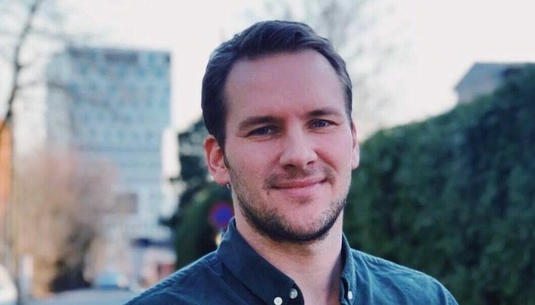 KNUTEPUNKT: Administrerende direktør Anders Bakken Eriksen i Bonum Gruppen skal fortsatt ha fokus på kjøp og utvikling av volumprosjekter på regionale knutepunkt.
