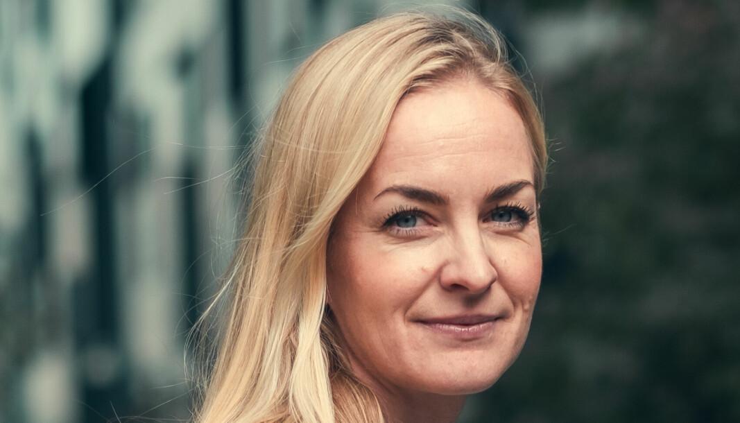SENTRAL ROLLE: Berit Koenig skal ha en sentral rolle i videreutviklingen av Stor-Oslo Eiendom og finansfunksjonen til selskapet.