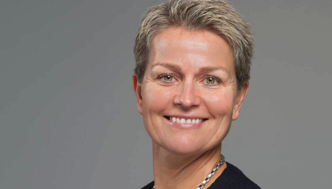 HENTER PENGER: KMC Properties-sjef Liv Malvik har vekstambisjoner og vil sikre seg mer egenkapital.