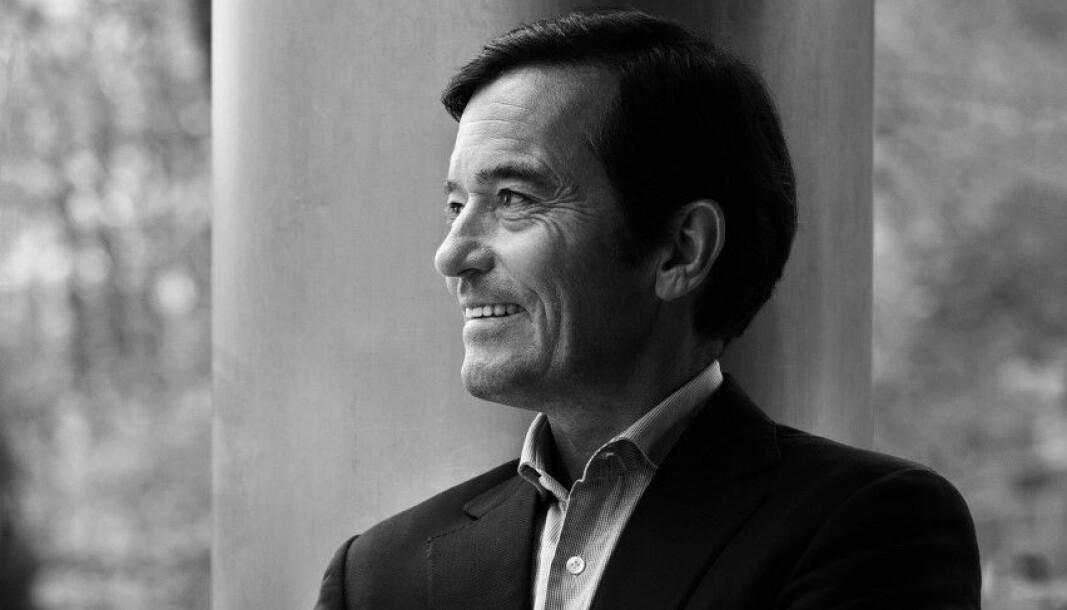 TRO PÅ DEN NYE GENERASJONEN: Trond Riiber Knudsen er en av landets mest aktive engleinvestorer.