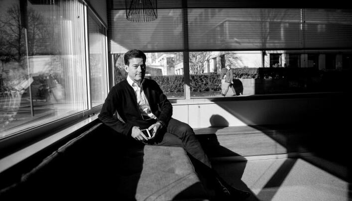 VEKSTSELSKAPER: Trond Riiber Knudsen er styremedlem i Laerdal Medical, Opera Software og NoA/The North Alliance.