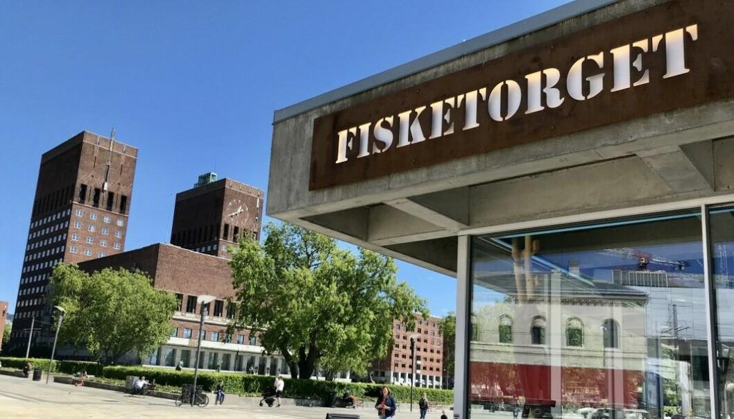 KONKURS: Driftsselskapet bak fisketorget er konkurs, mens eieren av bygningen skal finne en ny driver til konseptet.