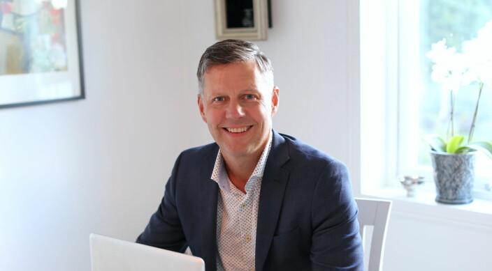 Ny IWG-sjef med høye mål i Norge