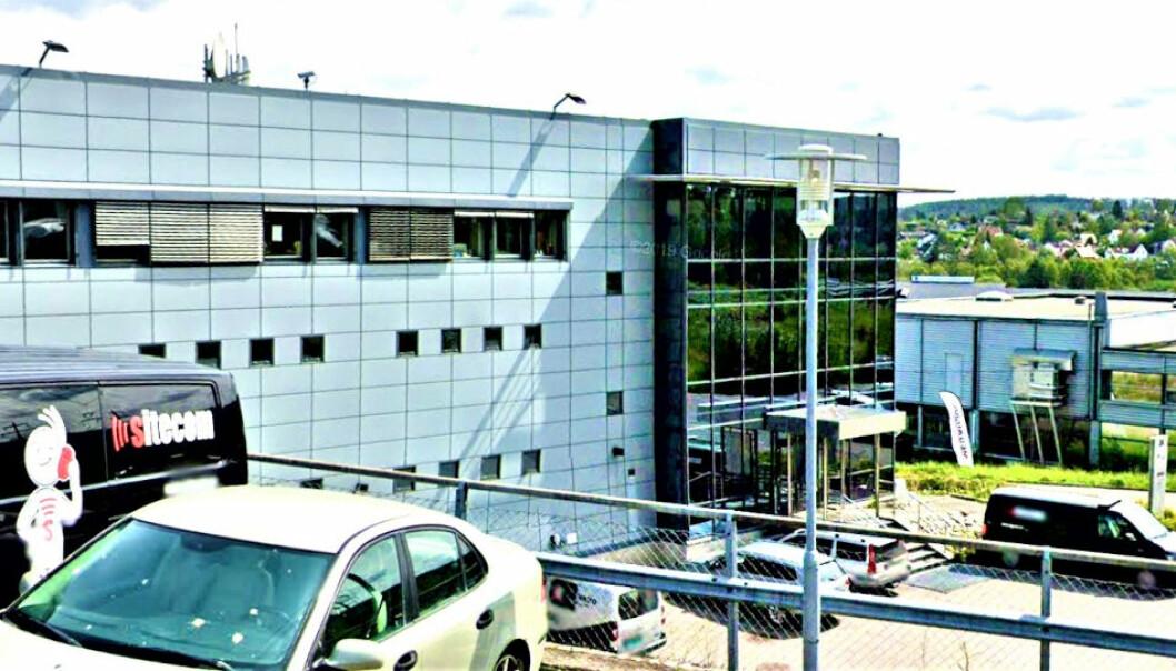 FESTETVIST: Oslo tingrett har gitt Telia medhold i en tvist mot eieren av dette bygget på Kalbakken i Oslo, hvor uenigheten bestod i om det var avtalefestet at festeavgiften skulle være en del av felleskostnadene. (Foto: Google Street)