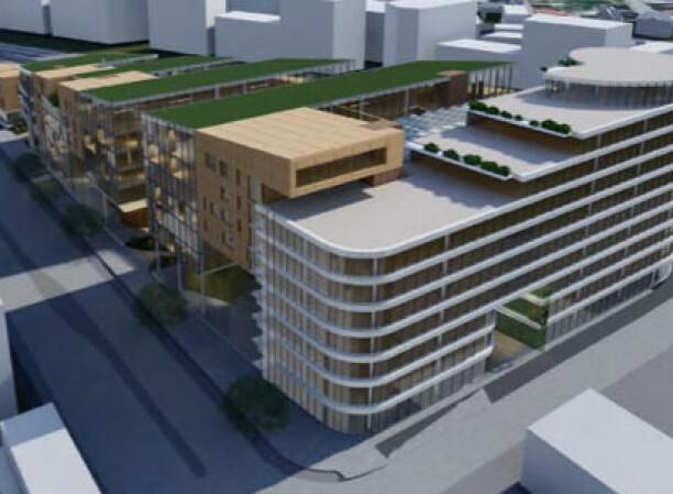 Entra vil bygge et nytt kvartal midt i sentrum(+)