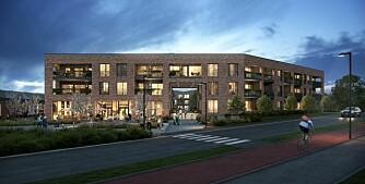 Skanska utvikler verdens første Powerhouse-boliger i Trondheim