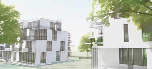 Planene om fortetting vil endre villastrøket i Bærum (+)