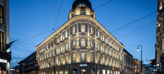 Denne eiendommen i Karl Johan skifter eier (+)
