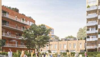 Tollefsen og Svenkerud fikk nei til dette boligprosjektet. Nå ber de Bystyret ta saken (+)