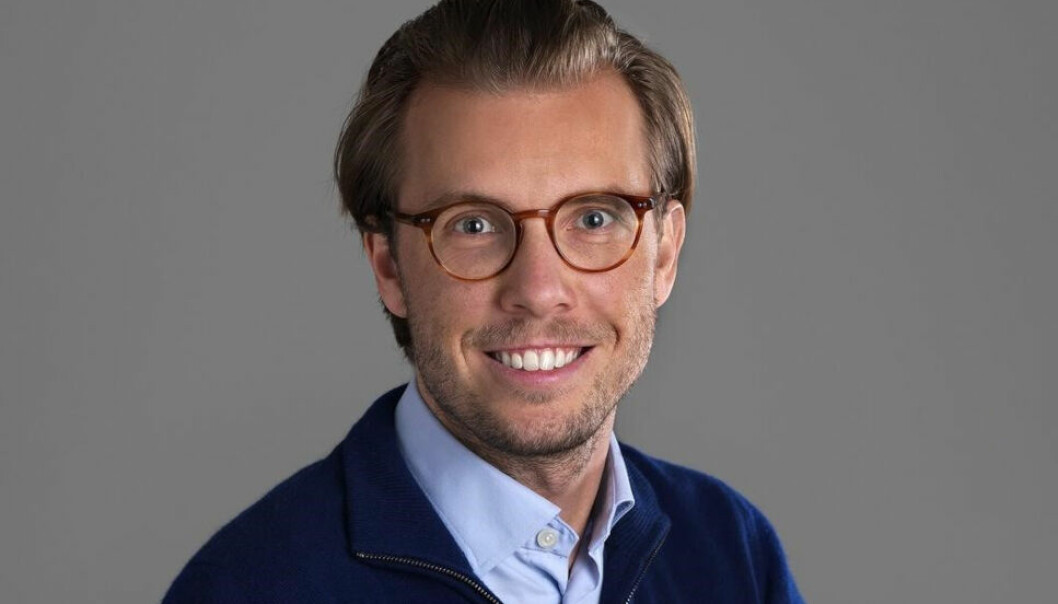 SULTEN: - Vi har en ekspansiv reise foran oss, sier Thomas Falck-Pedersen, CEO i Ticon.