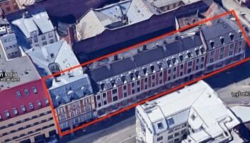 Vil oppgradere supersentralt i Oslo og åpne bygget mot gaten (+)