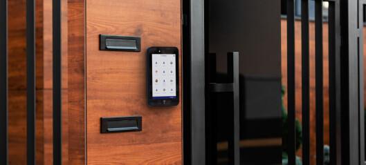 Med digital porttelefon kan man kraftig redusere administrasjonskostnader, hvordan?