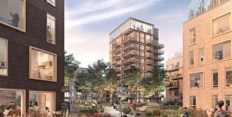 Her kommer 600 leiligheter i opptil ti etasjer (+)