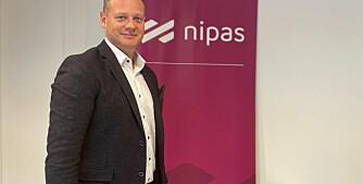 Ny daglig leder i byggentreprenøren Nipas AS