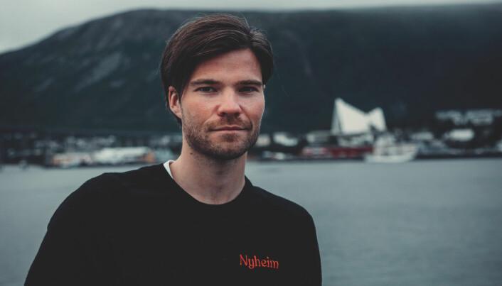 FOTBALLENTUSIAST: Michalsen har spilt i ulike klubber siden barndommen og endte til slutt i eliteserien for Tromsø IL.
