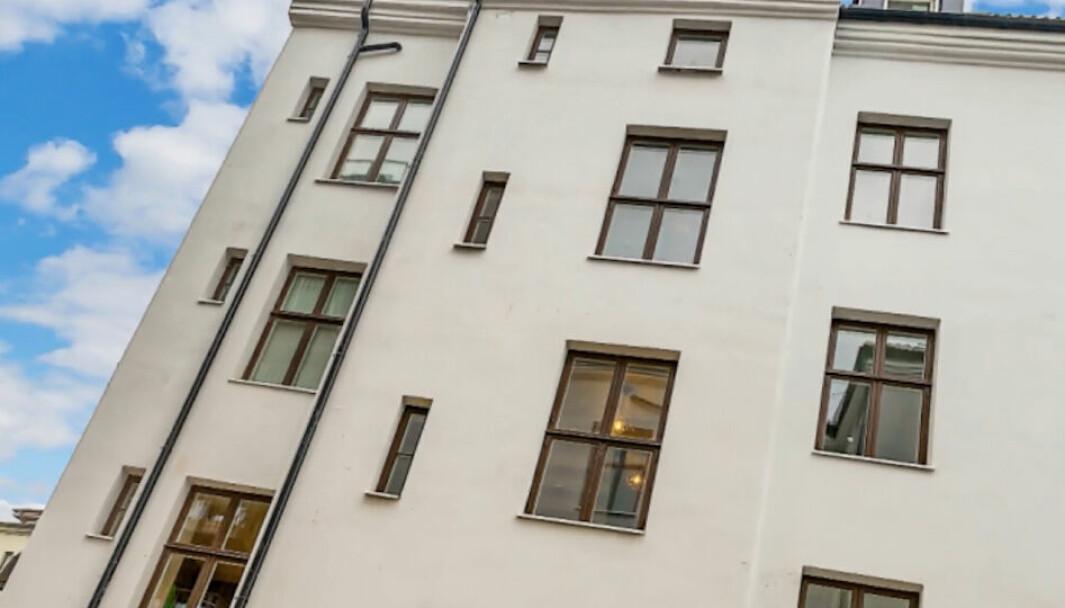 MÅTTE OMPROSJEKTERE: Oslo tingrett mener en innleid brannrådgiver ikke kan klandres for at Bonum fikk store ekstrakostnader som følge av omprosjektering av slukkeanlegget på denne eiendommen i Oslo. (Foto: Bonum)
