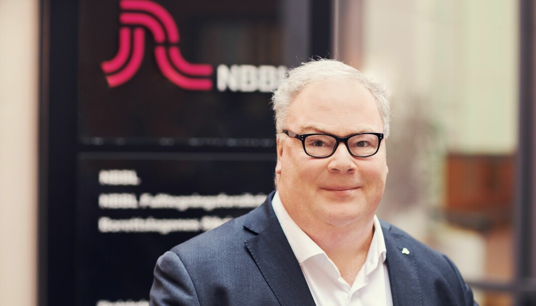 FOKUS: NBBL-sjef Bård Folke Fredriksen mener den nye regjeringen bør fokusere på grønn omstilling og boligetablering.