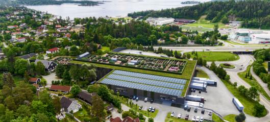 Bonum utvikler logistikkprosjekt i Asker