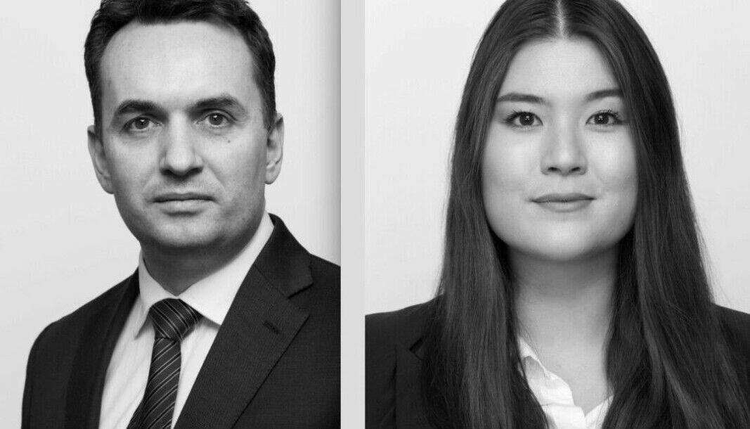 Artikkelforfatterne er advokat og partner Stian Berger Røsland og advokatfullmektig Tine Søderstrøm Knutsen i Selmer Advokatfirma.