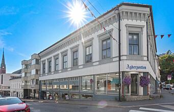 Først solgte de avisen, nå selger de avishuset (+)