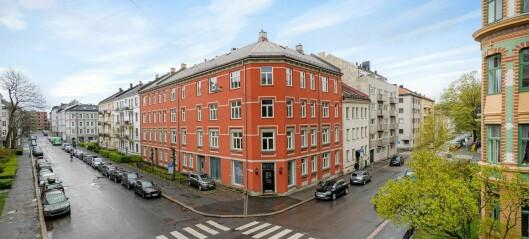Ber om 110 mill for leiegård på Majorstuen (+)