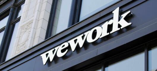 WeWorks snuoperasjon vellykket – på børs for nesten 100 milliarder