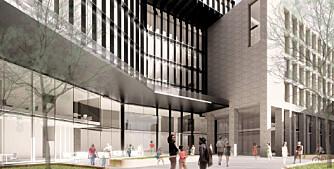 Windfeldt vil bygge stort på Lysaker