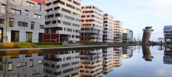 Historien om Hinna Park - Ny bydel etter brannsalg fra kriserammet selskap