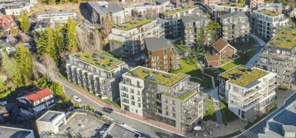 Skal bygge massivt blokkprosjekt i Bærum