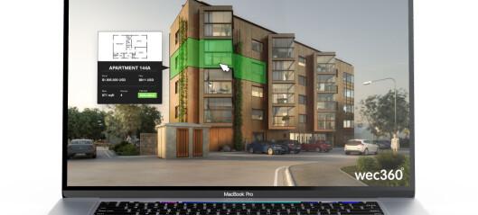 Online plattform for eiendom anerkjennes internasjonalt